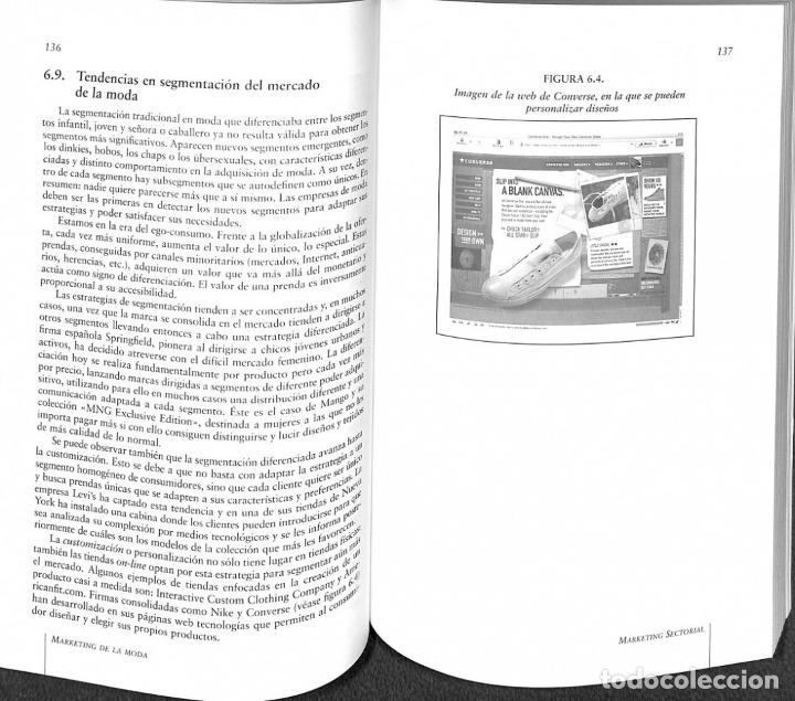 Libros de segunda mano: Marketing De La Moda - Ana Isabel Vázquez Casco - Ediciones Pirámide - Marketing Sectorial - Foto 2 - 178691947