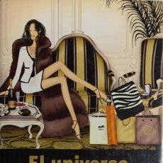 Livres d'occasion: SUSANA CAMPUZANO GARCÍA. EL UNIVERSO DEL LUJO. MADRID, 2003.. Lote 178910278