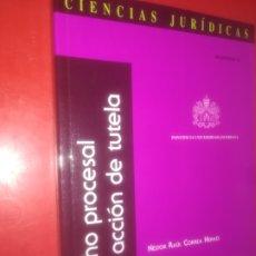 Libros de segunda mano: DERECHO PROCESAL DE LA ACCIÓN DE TUTELA---------- CORREA HENAO, NÉSTOR RAÚL. Lote 179374455