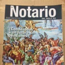 Libros de segunda mano: EL NOTARIO DEL SIGLO XXI. NÚMERO 70. 2016. Lote 179544397