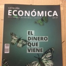 Libros de segunda mano: CATALUÑA ECONÓMICA. NÚMERO 548. 2019. Lote 179544852