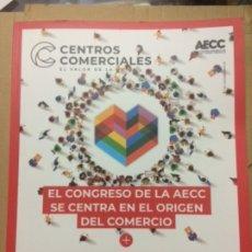 Libros de segunda mano: CENTROS COMERCIALES. AECC. NÚMERO 197. 2019. Lote 179545148