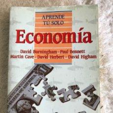 Libros de segunda mano: ECONOMÍA. Lote 180332272
