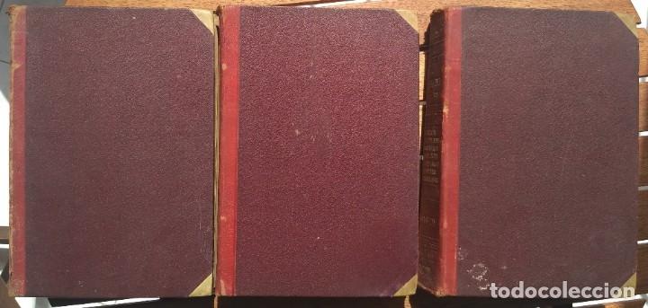 Libros de segunda mano: EL ABOGADO POPULAR. D. PEDRO HUGUET Y CAMPAÑA. 3 TOMOS 1898 - Foto 2 - 180922830