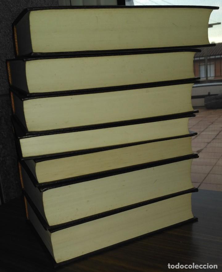 Libros de segunda mano: TECNICAS DE ORGANIZACION Y ADMINISTRACION. 7 TOMOS - Foto 4 - 180968558
