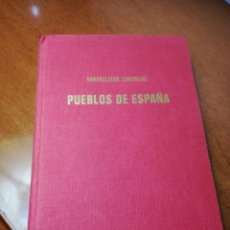 Libros de segunda mano: NOMENCLATURA COMERCIAL. Lote 184028486