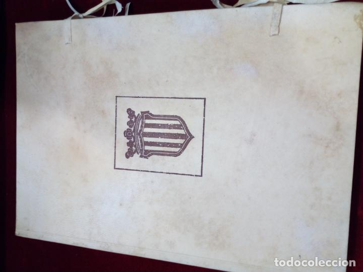 Libros de segunda mano: LIBRO - LIBRE DEL REPARTIMENT DE VALENCIA. VICENT GARCIA EDITORES. EDICIÓN FACSIMIL .1978 -NUMERADO - Foto 9 - 187578372
