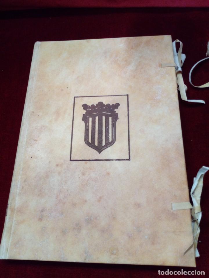 Libros de segunda mano: LIBRO - LIBRE DEL REPARTIMENT DE VALENCIA. VICENT GARCIA EDITORES. EDICIÓN FACSIMIL .1978 -NUMERADO - Foto 12 - 187578372