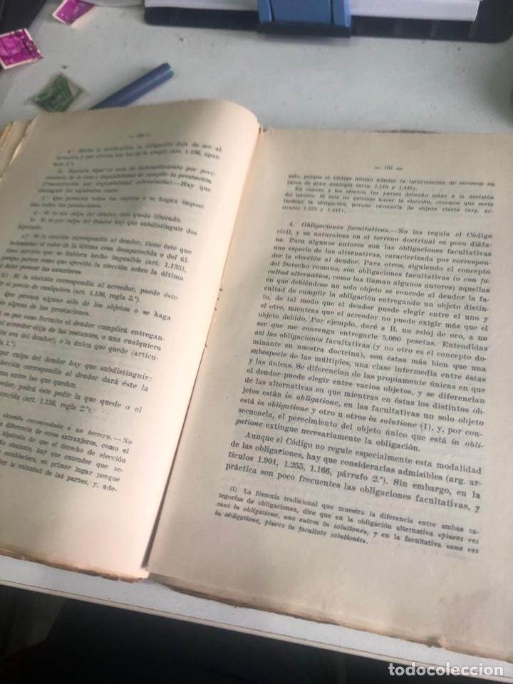 Libros de segunda mano: Derecho civil español, común y foral - Foto 3 - 188490678
