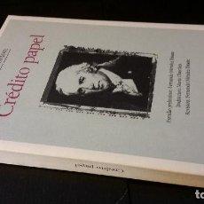 Libros de segunda mano: 2000 - HENRY THORTON - CRÉDITO PAPEL. Lote 206768830