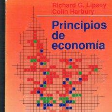 Libros de segunda mano: PRINCIPIOS DE ECONOMÍA LYPSEY COLIN FOTOS COMO NUEVO. Lote 192919692