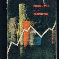 Libros de segunda mano: FUNDAMENTOS DE ECONOMIA DE LA EMPRESA EN BUEN ESTADO VER FOTOS. Lote 192920437
