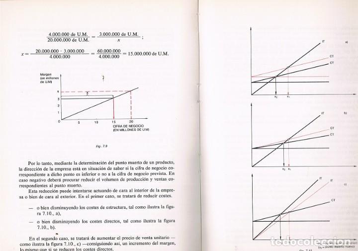 Libros de segunda mano: FUNDAMENTOS DE ECONOMIA DE LA EMPRESA EN BUEN ESTADO VER FOTOS - Foto 6 - 192920437