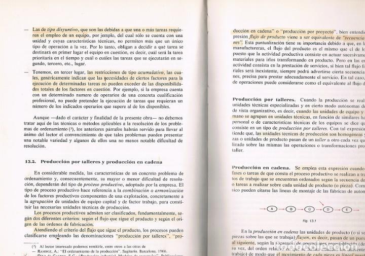 Libros de segunda mano: FUNDAMENTOS DE ECONOMIA DE LA EMPRESA EN BUEN ESTADO VER FOTOS - Foto 7 - 192920437