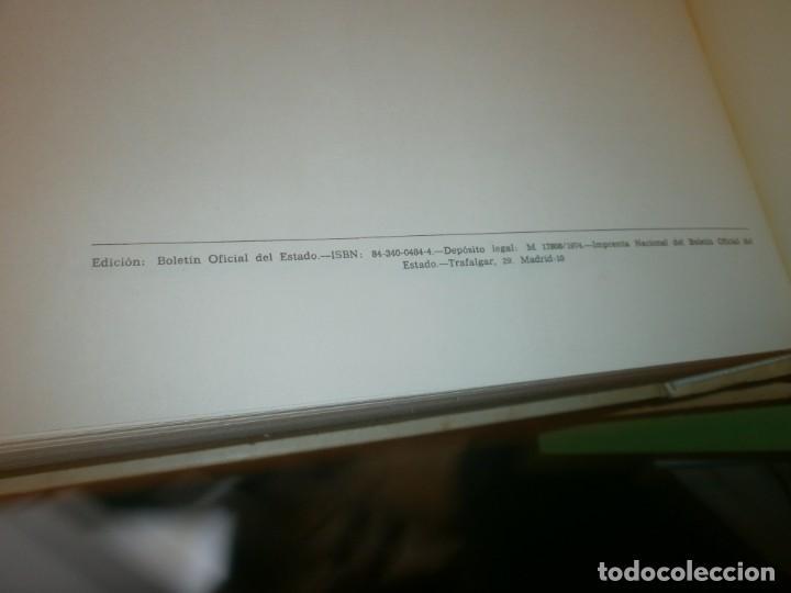 Libros de segunda mano: Las Siete Partidas del Sabio Rey don Alonso el Nono facsimil 1555 3 vols estuche 1974 BOE - Foto 11 - 194198667