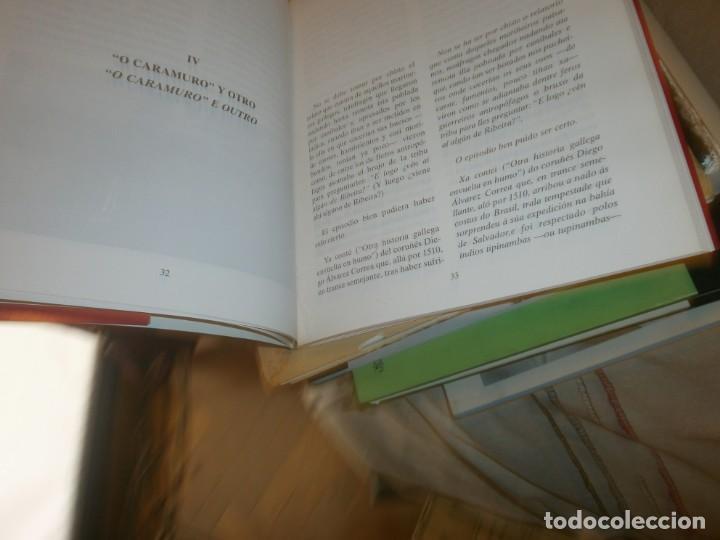 Libros de segunda mano: De otros gallegos outros galegos edic. bilingue Daniel Hortas - Nelson Zúmel AM editores Madrid 1998 - Foto 4 - 194200323