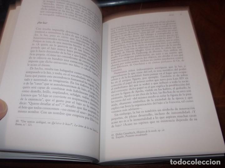 Libros de segunda mano: Lujo, mentiras y marketing. ¿Cómo funcionan las marcas de lujo? Marie Claude Sicard. GGmoda 2.007 - Foto 6 - 194220188