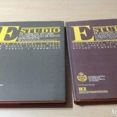 Libros de segunda mano: ESTUDIO EMPRESAS CRISIS ELABORACION PLANES ESTRATEGICOS - CAMPRUBI - CANTERA - FARRAS/ G601. Lote 194242261