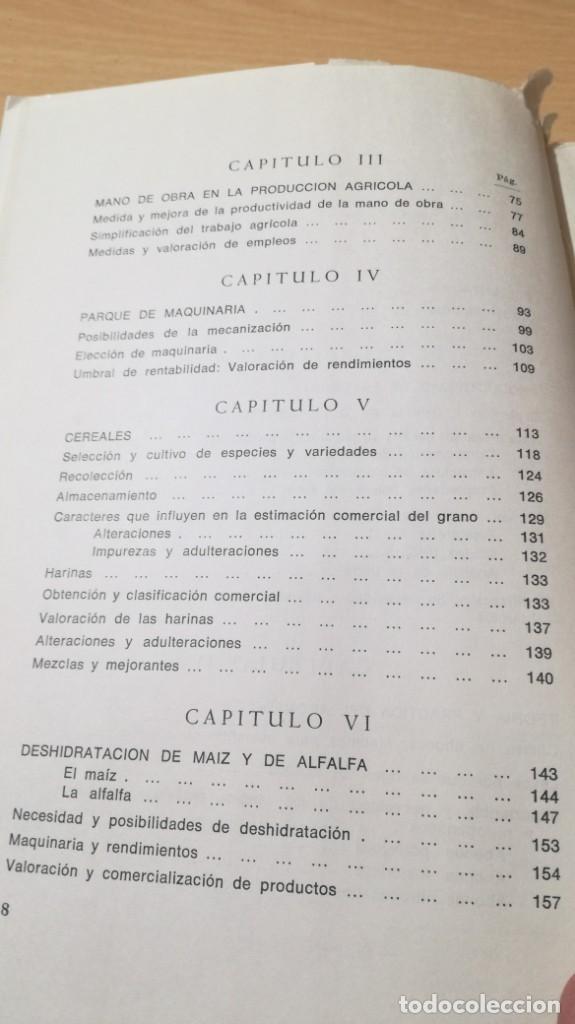 Libros de segunda mano: INTRODUCCION TEORIA PRODUCCIONES COOPERATIVAS - VICENTE GONZALEZ/ G602 - Foto 9 - 194242355