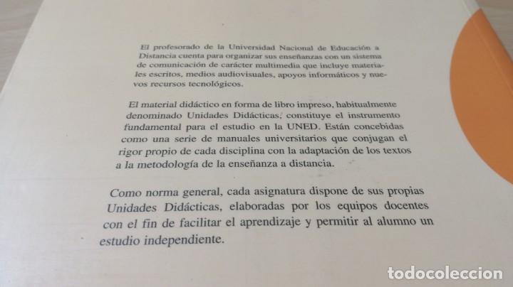 Libros de segunda mano: FUNDAMENTOS DE CONTABILIDAD - ANGEL MUÑOZ MERCHANTE - UNED/ G602 - Foto 3 - 194242443