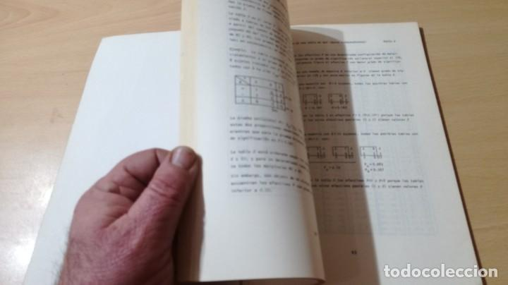 Libros de segunda mano: TABLAS DE ESTADISTICA - J M DOMENECH - HERDER/ G602 - Foto 10 - 194242645