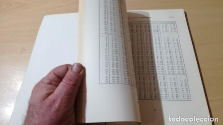 Libros de segunda mano: TABLAS DE ESTADISTICA - J M DOMENECH - HERDER/ G602 - Foto 11 - 194242645