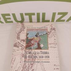 Libros de segunda mano: LUARCA Y LA TIERRA DE VALDES.POBLACION.SOCIEDAD ECONOMIA.. Lote 194317846