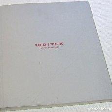 Libros de segunda mano: INDITEX. INFORME ANUAL 2000. Lote 194320601