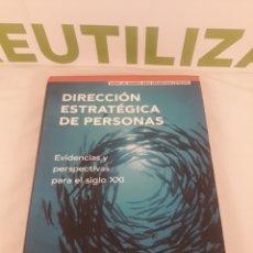 Libros de segunda mano: DIRECCION ESTRATEGICA DE PERSONAS.FT PRENTICE HALL. Lote 194376322