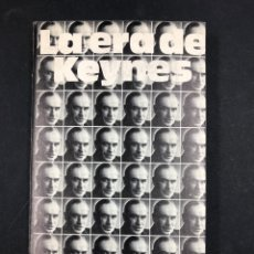 Libros de segunda mano: LA ERA DE KEYNES - ROBERT LEKACHMAN - Nº 245 ALIANZA EDITORIAL 1ª EDICION 1970. Lote 194722812