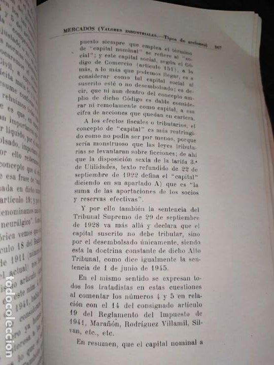 Libros de segunda mano: MERCADOS E. GRAMER 1948 LA MONEDA LOS PRECIOS ALMACENES TIENDAS EL ACCIONISTA - Foto 5 - 194906152