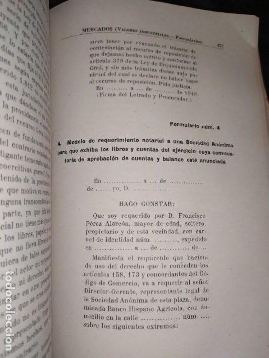 Libros de segunda mano: MERCADOS E. GRAMER 1948 LA MONEDA LOS PRECIOS ALMACENES TIENDAS EL ACCIONISTA - Foto 9 - 194906152