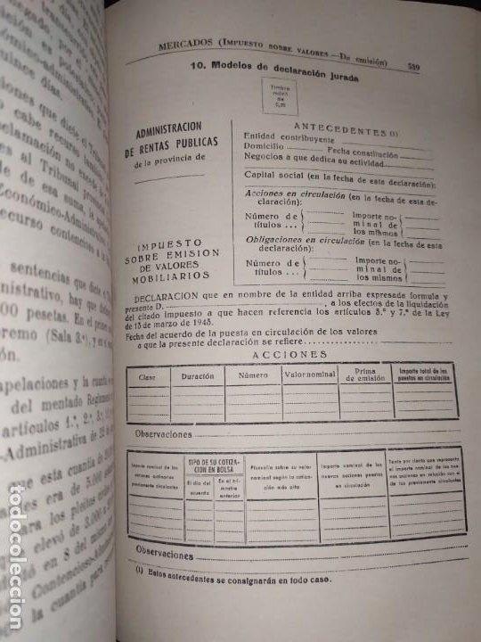 Libros de segunda mano: MERCADOS E. GRAMER 1948 LA MONEDA LOS PRECIOS ALMACENES TIENDAS EL ACCIONISTA - Foto 11 - 194906152