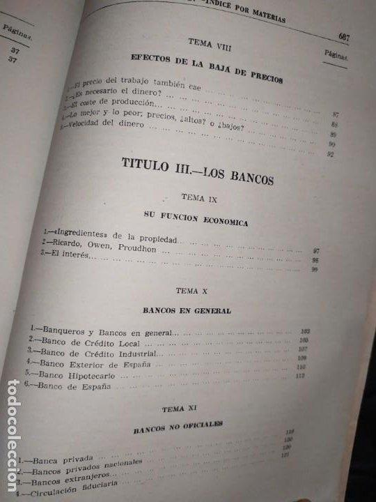 Libros de segunda mano: MERCADOS E. GRAMER 1948 LA MONEDA LOS PRECIOS ALMACENES TIENDAS EL ACCIONISTA - Foto 19 - 194906152