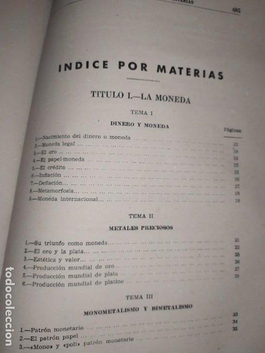 Libros de segunda mano: MERCADOS E. GRAMER 1948 LA MONEDA LOS PRECIOS ALMACENES TIENDAS EL ACCIONISTA - Foto 23 - 194906152