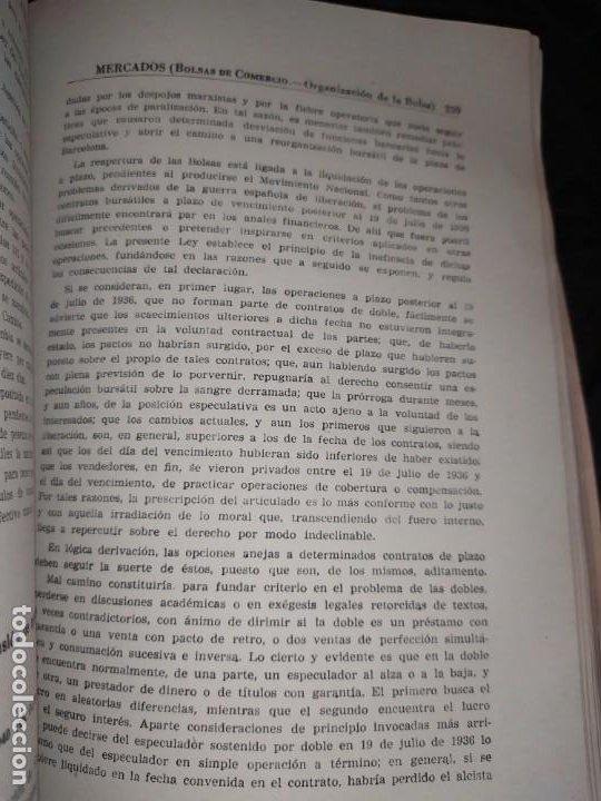 Libros de segunda mano: MERCADOS E. GRAMER 1948 LA MONEDA LOS PRECIOS ALMACENES TIENDAS EL ACCIONISTA - Foto 24 - 194906152