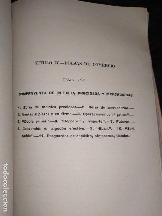 Libros de segunda mano: MERCADOS E. GRAMER 1948 LA MONEDA LOS PRECIOS ALMACENES TIENDAS EL ACCIONISTA - Foto 25 - 194906152