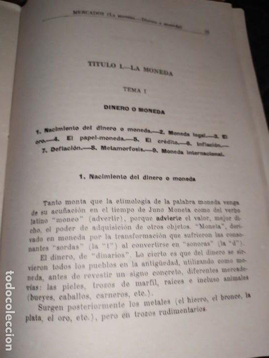 Libros de segunda mano: MERCADOS E. GRAMER 1948 LA MONEDA LOS PRECIOS ALMACENES TIENDAS EL ACCIONISTA - Foto 28 - 194906152