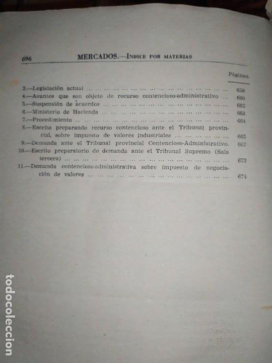 Libros de segunda mano: MERCADOS E. GRAMER 1948 LA MONEDA LOS PRECIOS ALMACENES TIENDAS EL ACCIONISTA - Foto 41 - 194906152