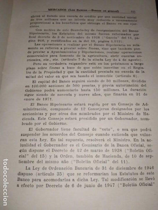 Libros de segunda mano: MERCADOS E. GRAMER 1948 LA MONEDA LOS PRECIOS ALMACENES TIENDAS EL ACCIONISTA - Foto 42 - 194906152