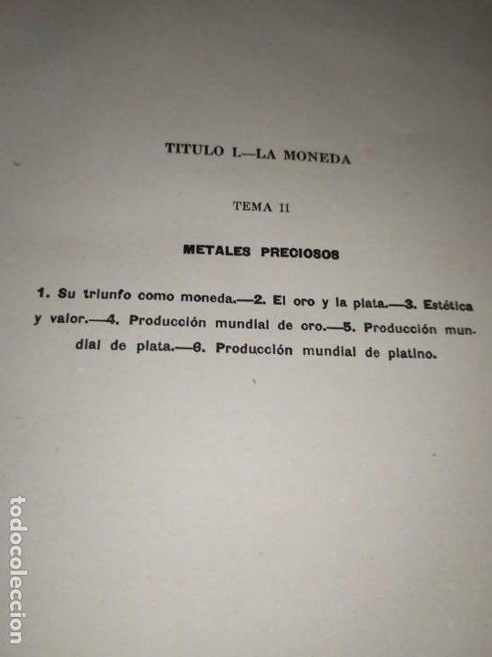 Libros de segunda mano: MERCADOS E. GRAMER 1948 LA MONEDA LOS PRECIOS ALMACENES TIENDAS EL ACCIONISTA - Foto 44 - 194906152