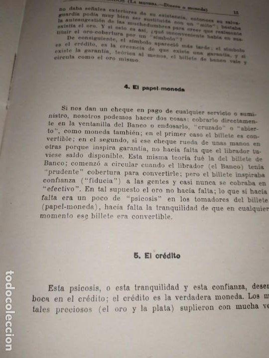 Libros de segunda mano: MERCADOS E. GRAMER 1948 LA MONEDA LOS PRECIOS ALMACENES TIENDAS EL ACCIONISTA - Foto 46 - 194906152