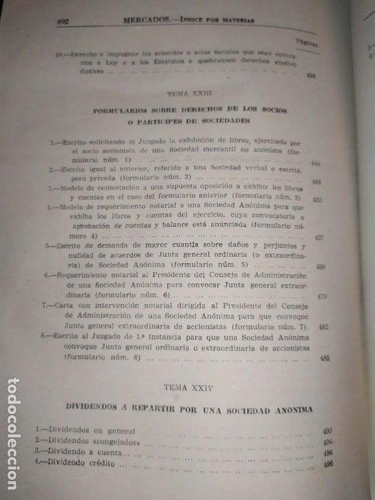 Libros de segunda mano: MERCADOS E. GRAMER 1948 LA MONEDA LOS PRECIOS ALMACENES TIENDAS EL ACCIONISTA - Foto 48 - 194906152