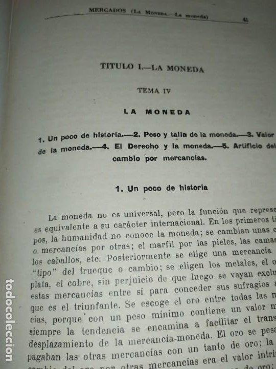 Libros de segunda mano: MERCADOS E. GRAMER 1948 LA MONEDA LOS PRECIOS ALMACENES TIENDAS EL ACCIONISTA - Foto 50 - 194906152