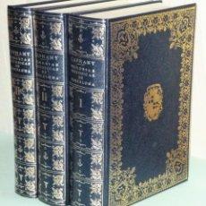 Libros de segunda mano: MEMORIAS HISTÓRICAS SOBRE LA MARINA, COMERCIO Y ARTES DE LA CIUDAD DE BARCELONA, 3 TOMOS. Lote 195043025