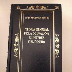 Libros de segunda mano: TEORÍA GENERAL DE LA OCUPACIÓN, EL INTERÉS Y EL DINERO- JOHN MAYNARD KEYNES. Lote 195438863
