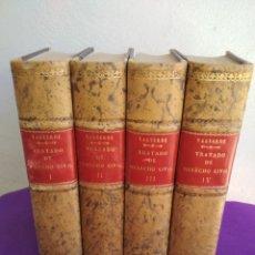 Libros de segunda mano: TRATADO DE DERECHO CIVIL ESPAÑOL 4 TOMOS.. Lote 195544228