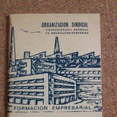 Libros de segunda mano: FORMACIÓN EMPRESARIAL. LA ESTADÍSTICA APLICADA A LA EMPRESA. SERIE MONOGRÁFICA.. Lote 196773312
