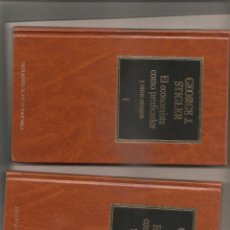Libros de segunda mano: 1408. GEORGE J. STIGLER. EL ECONOMISTA COMO PREDICADOR (DOS TOMOS). Lote 197426635