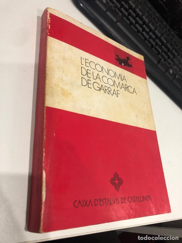 Libros de segunda mano: L economía de la comarca de Garraf - Foto 2 - 198156753